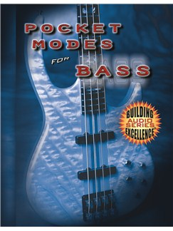 Pocket Modes For Bass Books and CDs | Bass Guitar