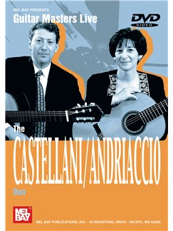 Castellani Andriaccio Duo DVDs / Videos | Guitar