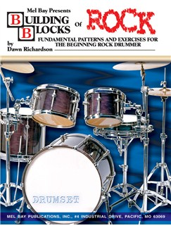 Building Blocks of Rock Books and CDs | Drums