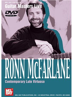 Ronn McFarlane: Contemporary Lute Virtuoso DVDs / Videos | Guitar