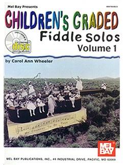 Children's Graded Fiddle Solos Volume 1 Books and CDs | Violin