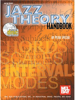 Jazz Theory Handbook Books and CDs | All Instruments