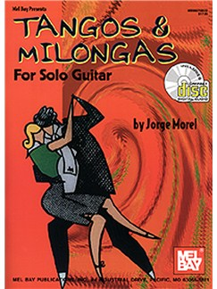 Tangos And Milongas For Solo Guitar (Book and CD) Books and CDs | Guitar