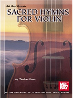 Sacred Hymns for Violin Books | Violin