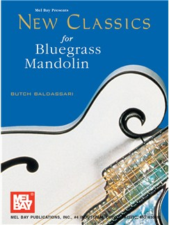 New Classics for Bluegrass Mandolin Books | Mandolin