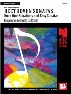 Beethoven Sonatas Book One Books | Piano