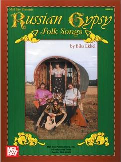 Russian Gypsy Folk Songs Books | Voice