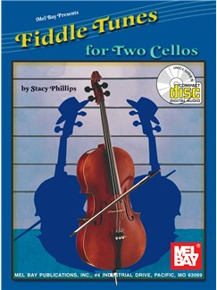 Fiddle Tunes for Two Cellos Books and CDs | Cello