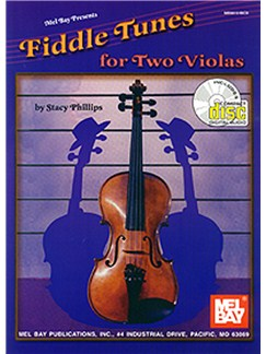 Fiddle Tunes for Two Violas Books and CDs | Viola