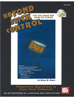 Beyond Stick Control Books and CDs | Percussion