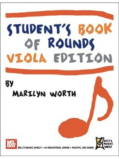 Student's Book of Rounds: Viola Edition Books | Viola