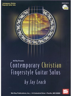 Contemporary Christian Fingerstyle Guitar Solos Books and CDs | Guitar