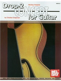 Drop-2 Concept for Guitar Books | Guitar, Guitar Tab