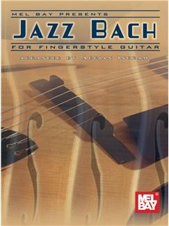 Jazz Bach Guitar Edition Books | Guitar
