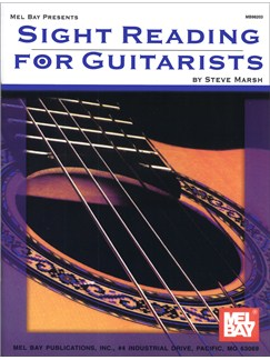 Sight Reading for Guitarists Books | Guitar