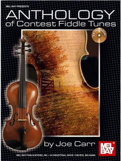 Anthology of Contest Fiddle Tunes Books and CDs | Violin