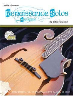 Renaissance Solos for Mandolin Books | Mandolin