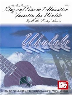 Sing and Strum: 7 Hawaiian Favorites for Ukulele Books | Ukulele