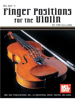 Finger Positions for the Violin Books | Violin