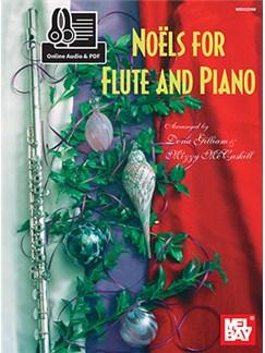 Mizzy McCaskill/Dona Gilliam: Noels For Flute And Piano (Book/Online Audio) Books and Digital Audio | Flute, Piano Accompaniment