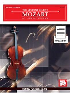 The Student Cellist: Mozart Books | Cello