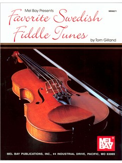 Favorite Swedish Fiddle Tunes Books | Violin