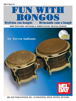 Fun with Bongos Books and CDs | Percussion