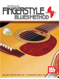 Fingerstyle Blues Method Books and CDs | Guitar, Guitar Tab