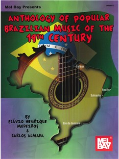 Anthology Of Popular Brazilian Music Of The 19th Century Books | Guitar, Guitar Tab