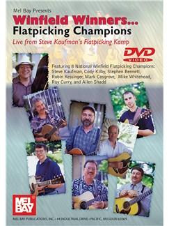 Winfield Winners: Flatpicking Champions - Live Kaufman Camp DVDs / Videos | Guitar
