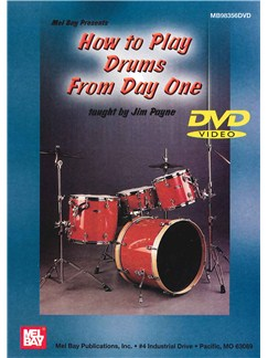 How To Play Drums From Day One DVDs / Videos | Drums