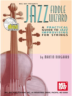 Jazz Fiddle Wizard Books and CDs | Violin