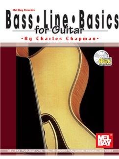 Bass Line Basics for Guitar Books and CDs | Guitar