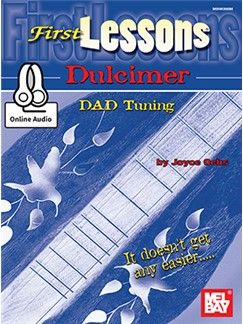 Joyce Ochs: First Lessons Dulcimer (Book/Online Audio) Books and Digital Audio | Dulcimer