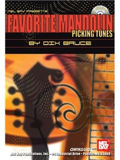 Favorite Mandolin Picking Tunes QWIKGUIDE Books and CDs | Mandolin