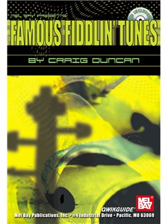 Craig Duncan: Famous Fiddlin' Tunes Books and CDs | Violin
