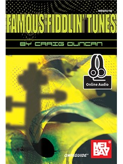 Craig Duncan: Famous Fiddlin' Tunes (Book/Online Audio) Books and Digital Audio | Violin