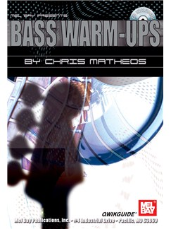 Bass Warm-Ups QWIKGUIDE Books and CDs | Bass Guitar, Bass Guitar Tab