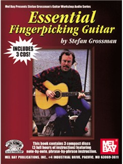 Essential Fingerpicking Guitar Books and CDs | Guitar