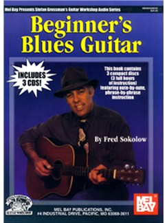 Beginner's Blues Guitar Books and CDs | Guitar