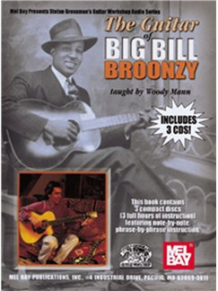 The Guitar Of Big Bill Broonzy Books and CDs | Guitar