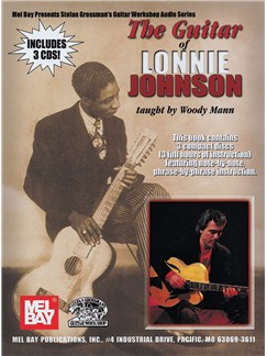 Guitar Of Lonnie Johnson Books and CDs | Guitar
