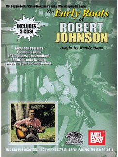 Early Roots of Robert Johnson Books and CDs | Guitar