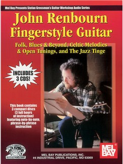 John Renbourn: Fingerstyle Guitar Books and CDs | Guitar
