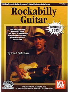 Fred Solokow: Rockabilly Guitar Books and CDs | Guitar