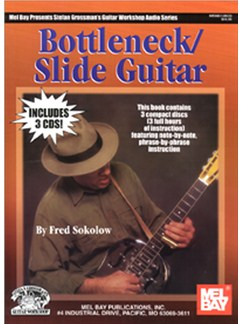Fred Sokolow: Bottleneck/Slide Guitar Books and CDs | Guitar