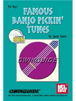 Famous Banjo Pickin' Tunes QWIKGUIDE Books and CDs | Banjo, Banjo Tab
