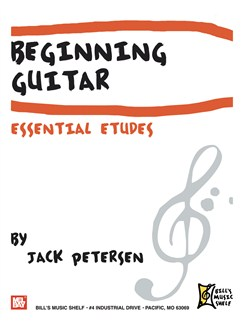 Beginning Guitar: Essential Etudes Books | Guitar