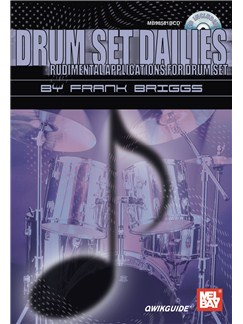 Drum Set Dailies QWIKGUIDE Books and CDs | Drums