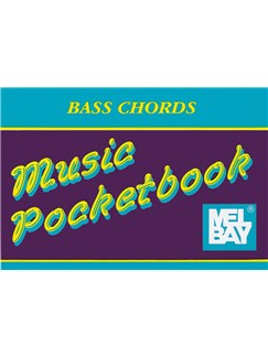 Bass Chords Pocketbook Electric Bass Pocketbook Books |